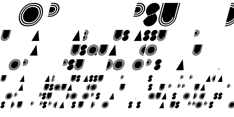 Sample of Prisma Italic