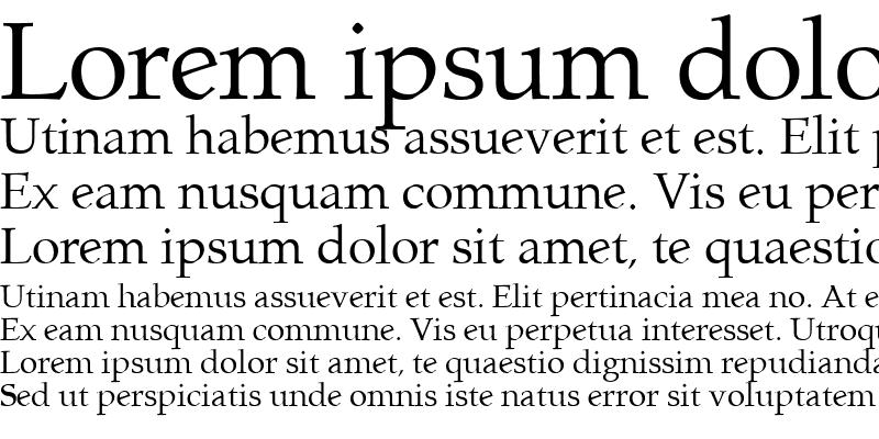 Sample of Prospero