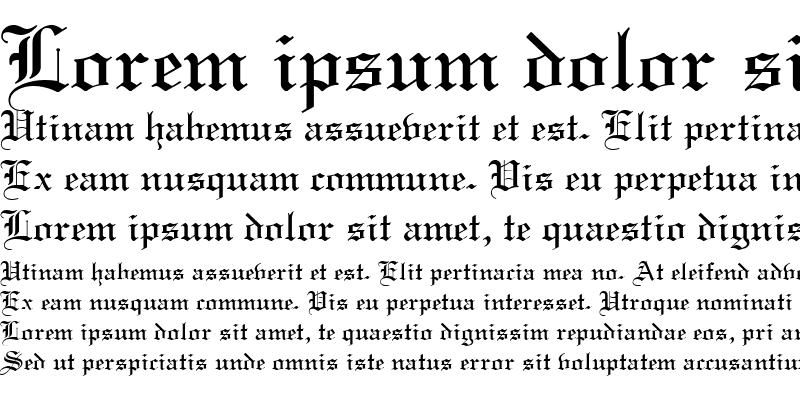 Sample of PT Linus Text