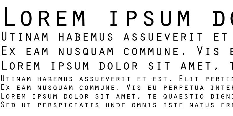 Sample of PT Regula Caps