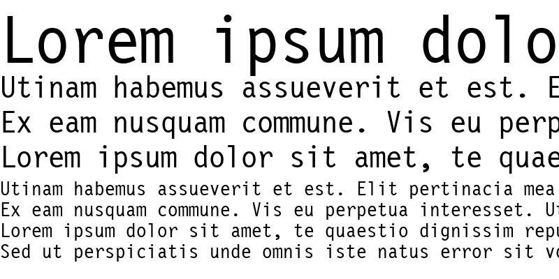 Sample of PT Regula Sans