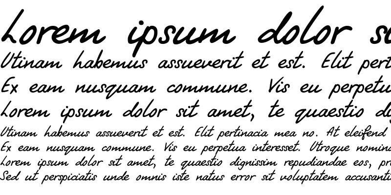 Sample of PT Script (Unreg.) Stream