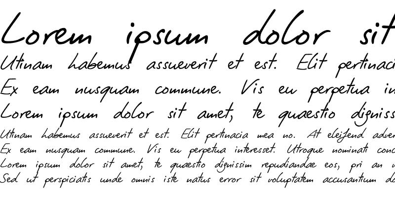 Sample of PT Script (Unreg.) Zephyr