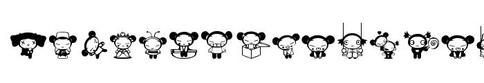 Preview of pucca Regular