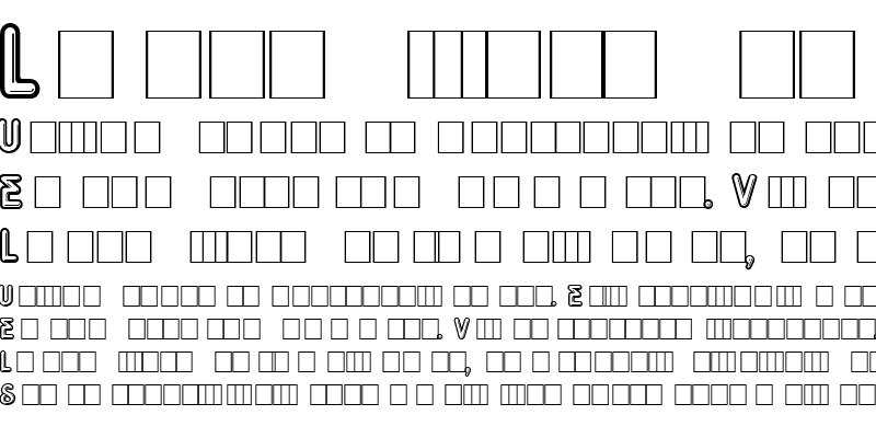 Sample of QuickSilver Regular