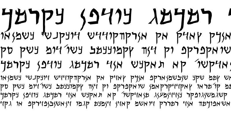 Sample of Qumran Caves