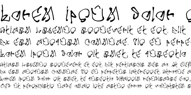 Sample of RandoMiKa