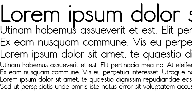 Sample of Register Sans BTN Dm Regular
