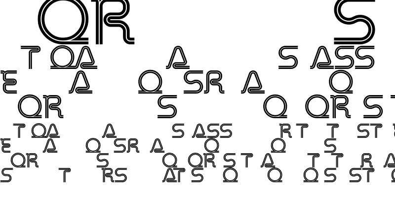 Sample of Retro Stereo Thin Alternate