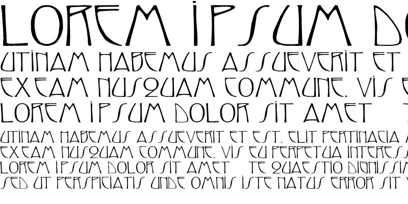 Sample of ReynoldCaps Ex Regular