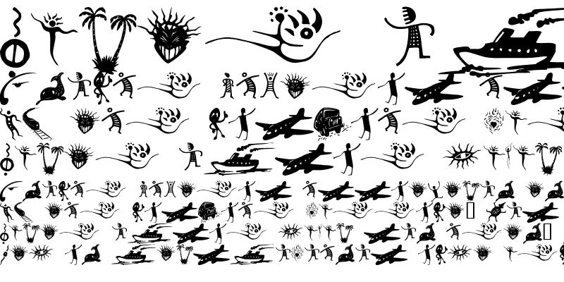 Sample of Rhodkhil Piqnik Regular