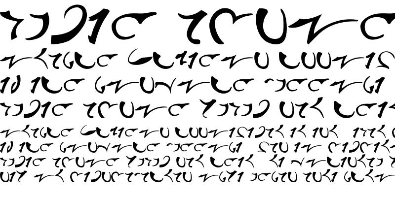 Sample of Rigelian