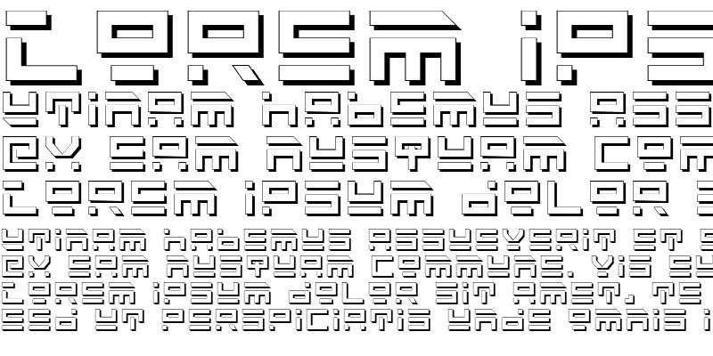 Sample of Rocket Type Shadow