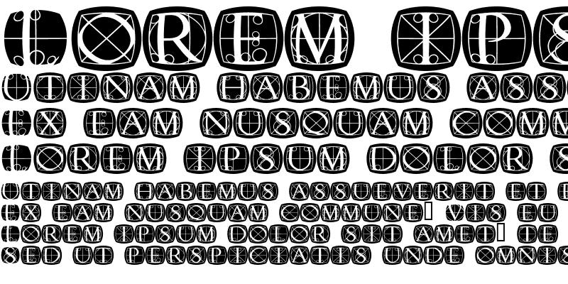 Sample of RodgauerOneRound Medium