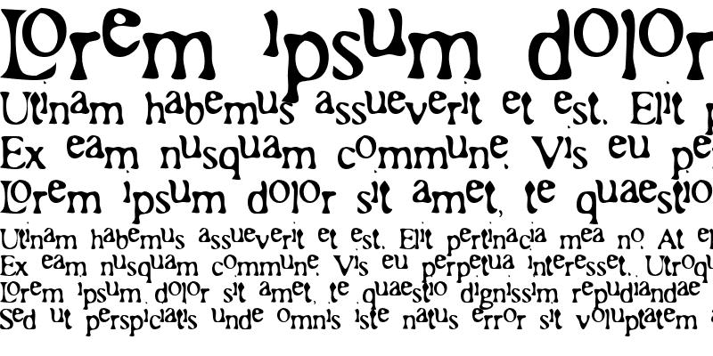 Sample of Roman Acid