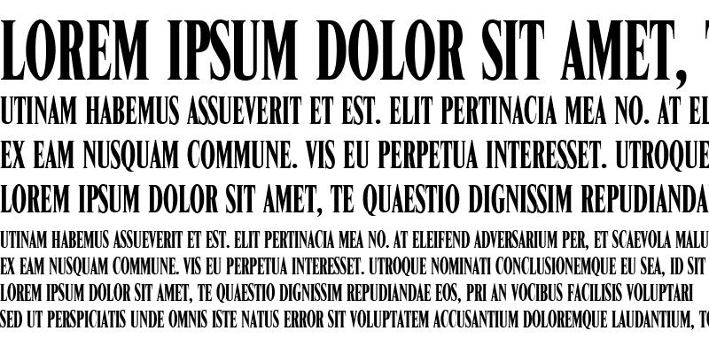 Sample of Roman-Compressed