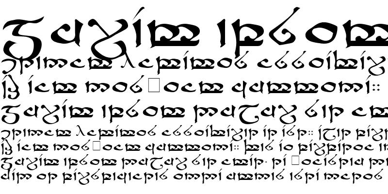 Sample of RSMoroma Medium