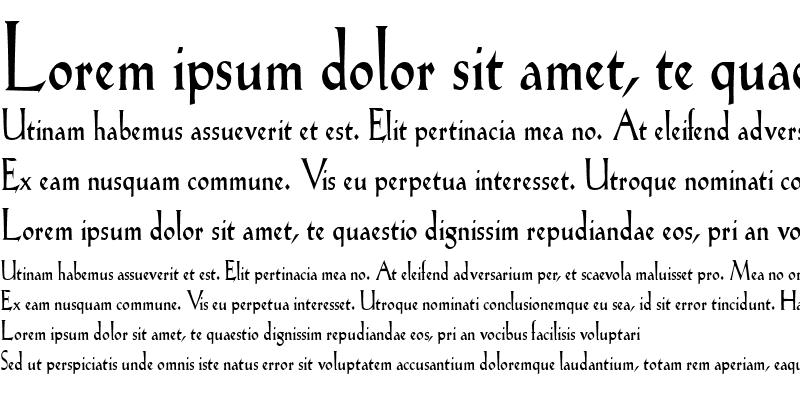 Sample of Salem-Condensed