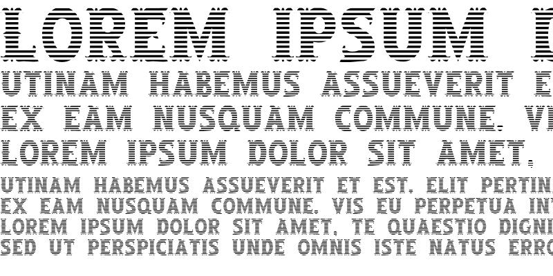 Sample of SalloonHStripe