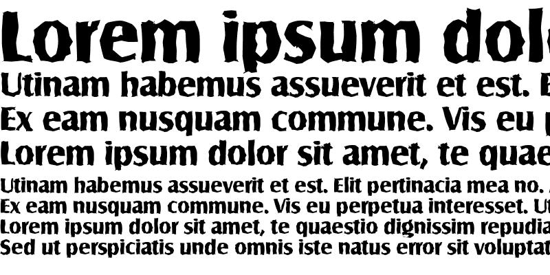Sample of SalzburgRandom Xbold