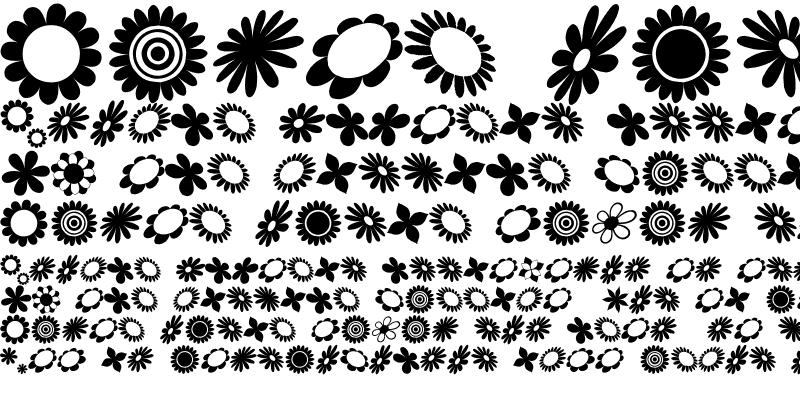 Sample of saru's Flower Ding (sRB)