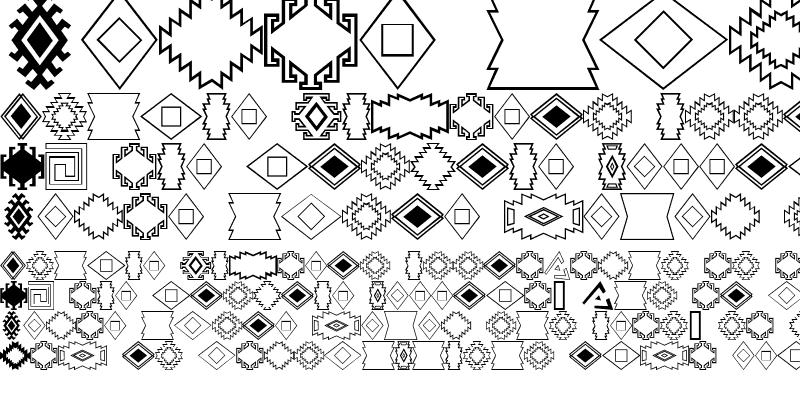 Sample of SC Southwest Designs