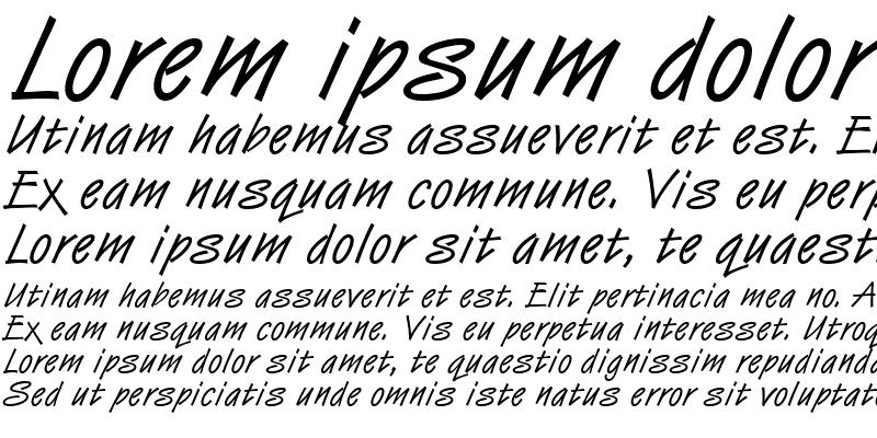 Sample of Script-H850