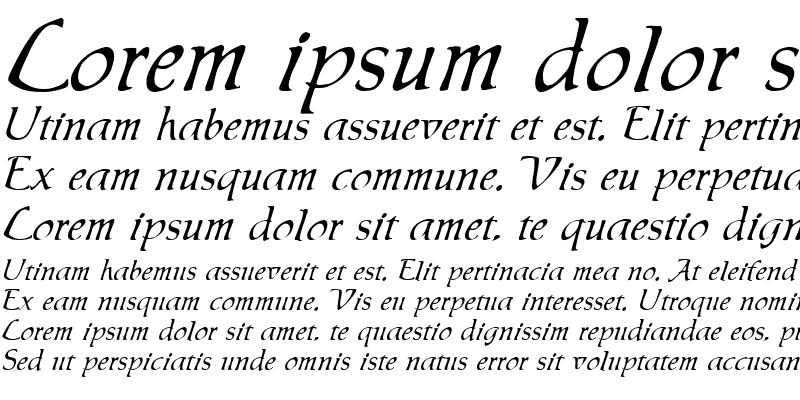 Sample of Script-I780