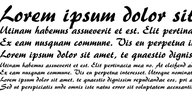 Sample of Script-P650