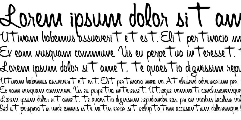 Sample of Script