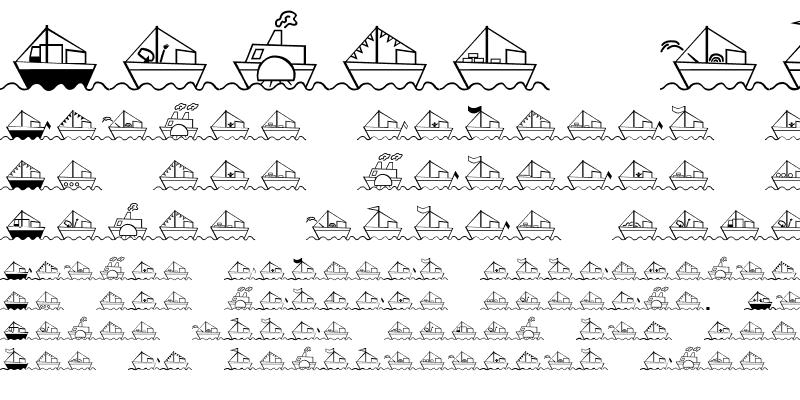 Sample of Ships Becker
