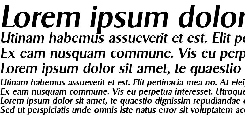 Sample of Sigvar-Serial-Medium