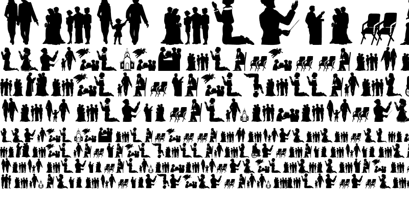 Sample of SilhouettA Regular