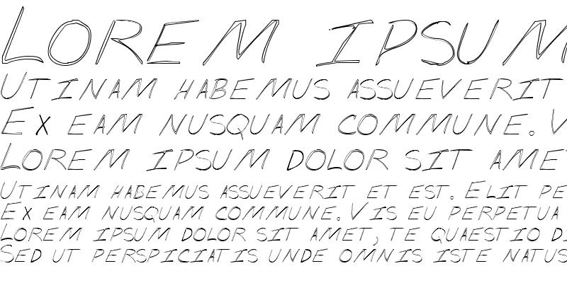 Sample of Skimpus