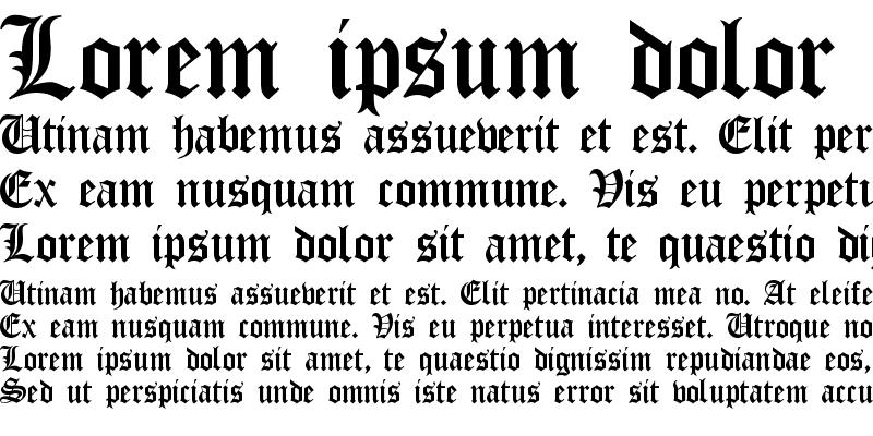 Sample of Skt Medieval