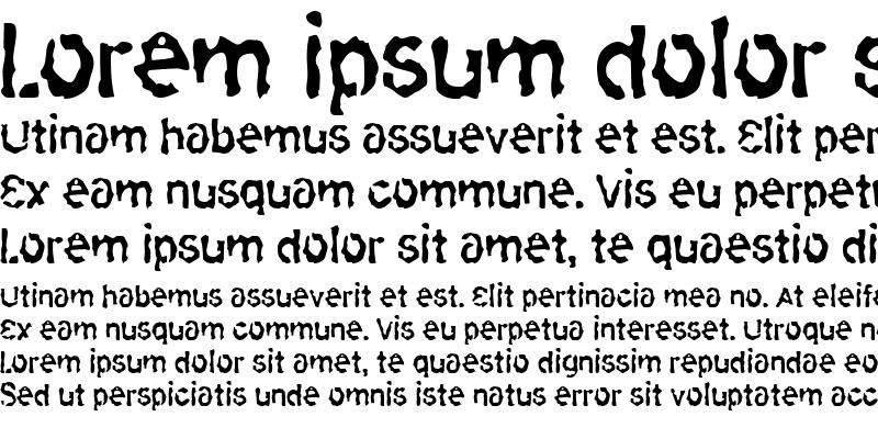Sample of Slackhappy