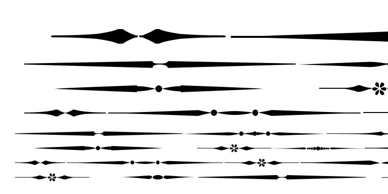 Sample of SLDividers