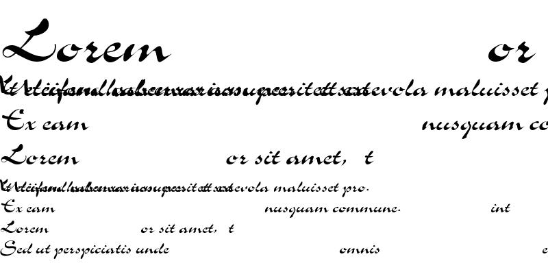 Sample of Slogan-Normal