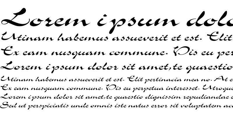 Sample of Slogan-Normal Wd