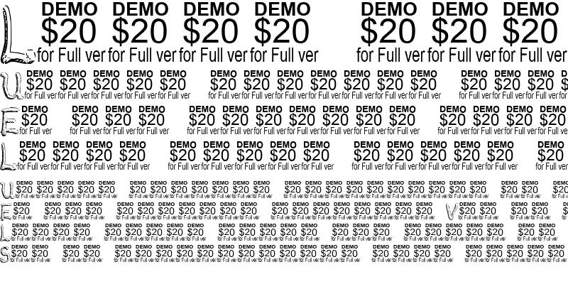 Sample of Smelted Demo