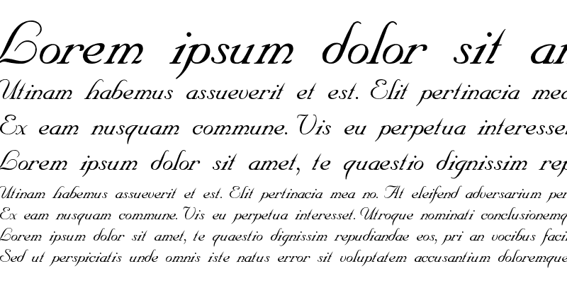 Sample of SNC Script