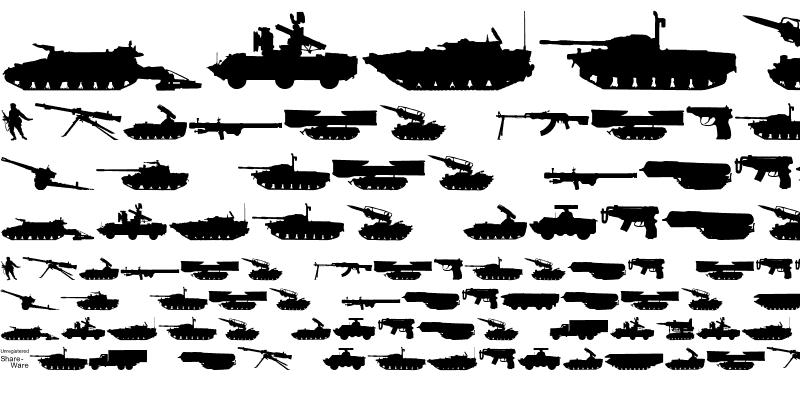 Sample of Soviet-Kit