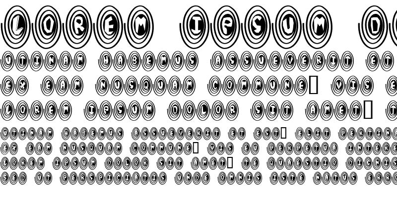 Sample of SpiralOdellic