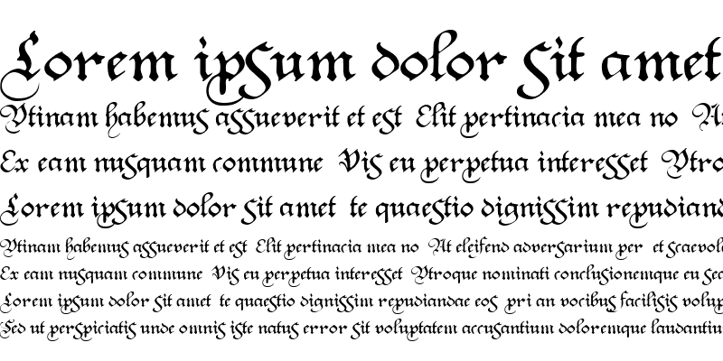 Sample of Square Text Tryout