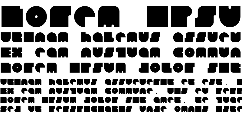 Sample of Square80 Regular