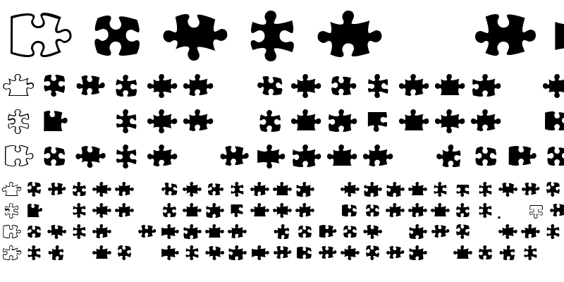 Sample of SR Puzzle