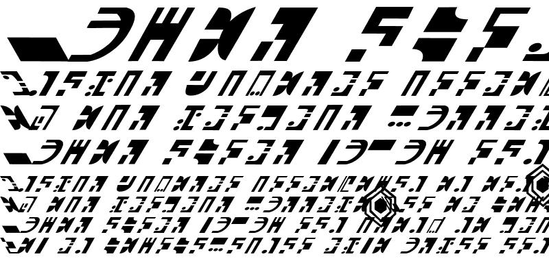 Sample of ST Ferengi L