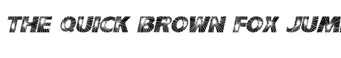 Preview of Starburst Italic