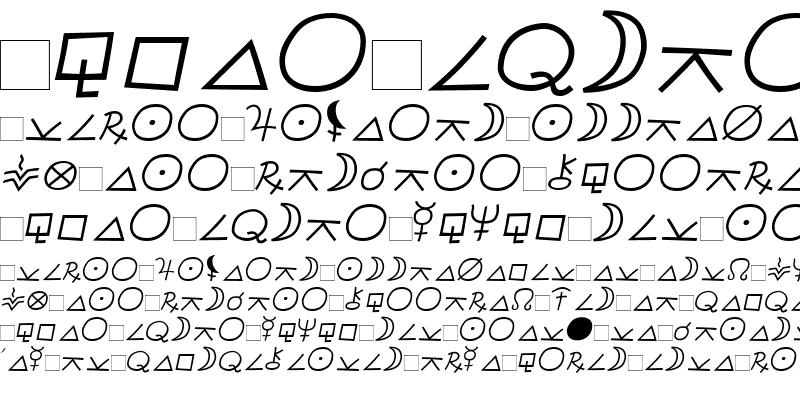 Sample of StarScript