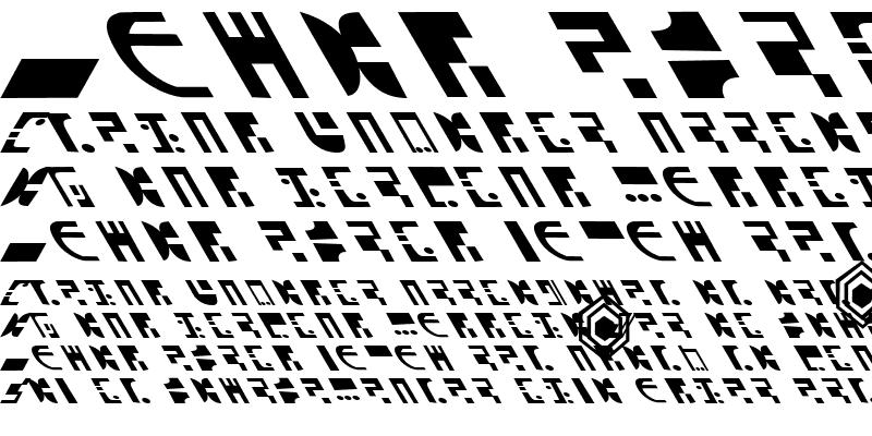 Sample of StarTrek ferengi R